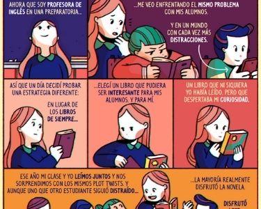 Imagen de comic de Dina
