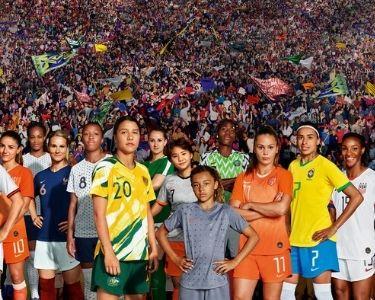 Imagen del spot publicitario de nike Don't Change Your Dream. Change the World
