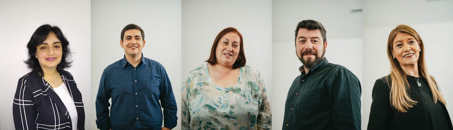 Finalistas del Global Teacher Prize Chile