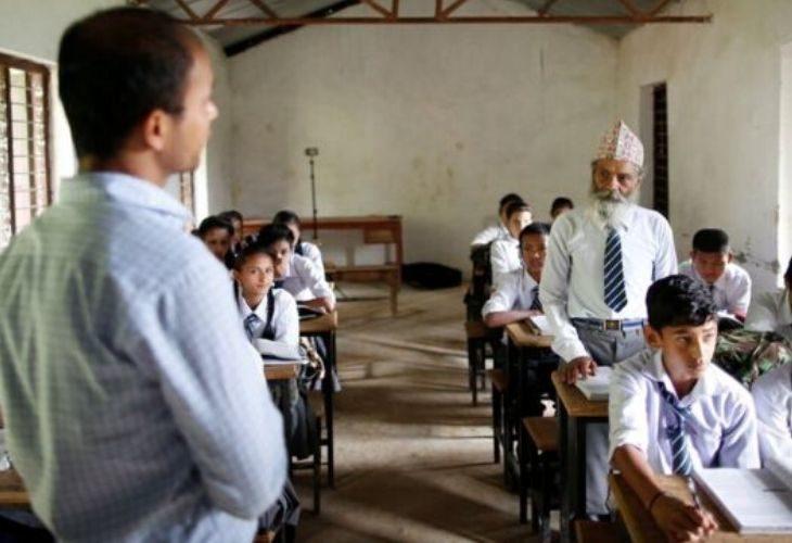 Durge Kami en clases
