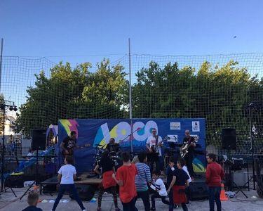Foto escenario del evento