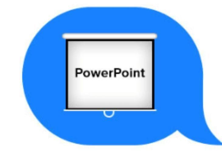 Imagen de emoji de Power Point