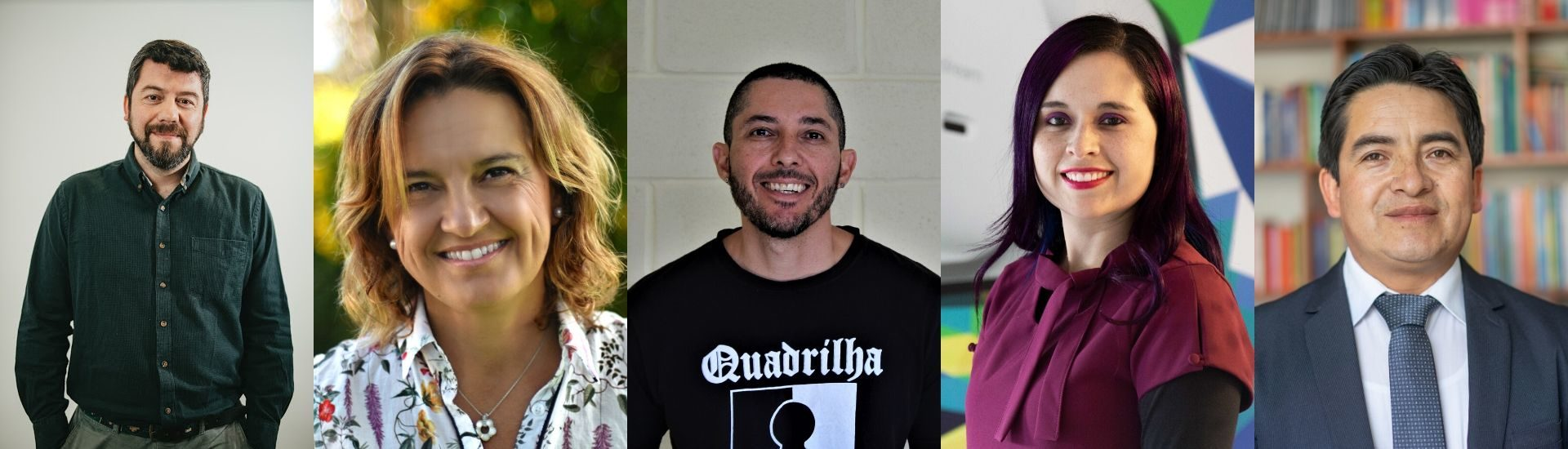 Profesores finalistas del Global Teacher Prize 2019