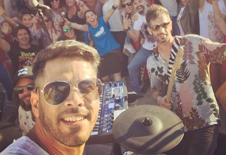 Selfie del evento