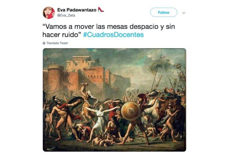 Pantallazo de tuits