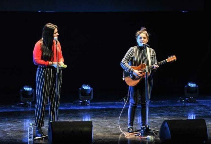Yorka en el escenario