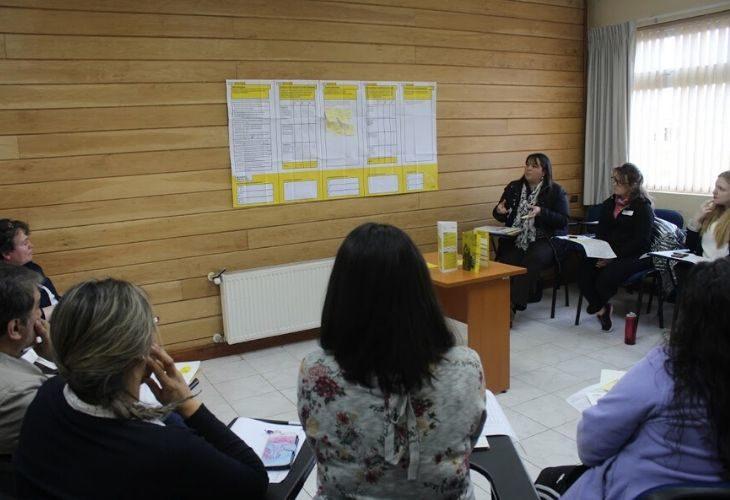 foto de personas participando en ideas docentes