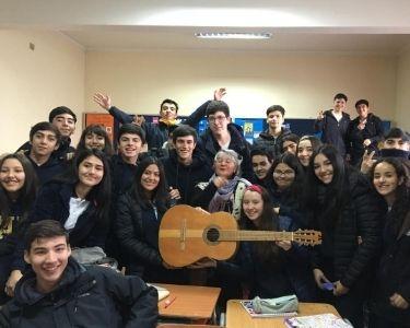 Alumnos Claudia Rojas
