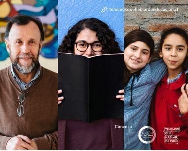 Imagen promocional de Tenemos que hablar de educación