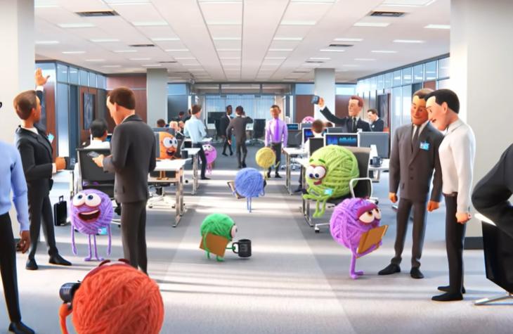 Se nota un ambiente diferente en la empresa, donde hay hombres y mujeres; hay más inclusión