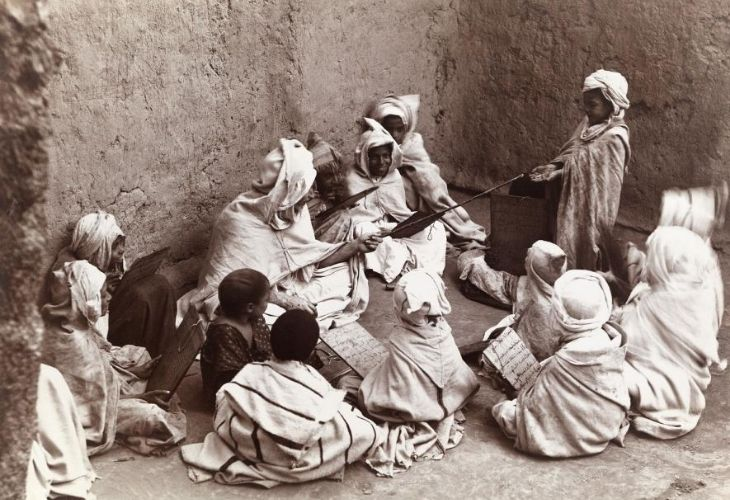 clases de briska en argelia