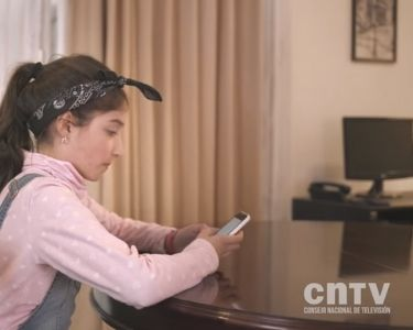 Imagen captura de pantalla del video cntv
