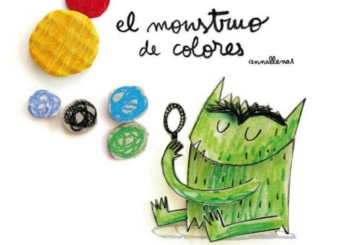libro El Monstruo de Colores