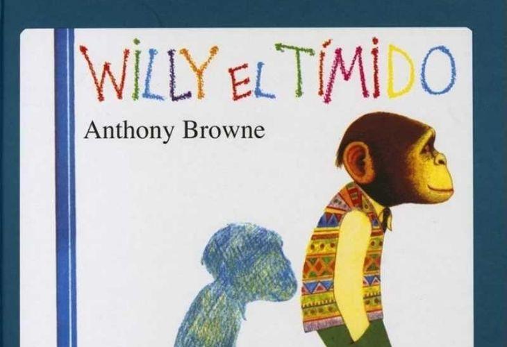 libro Willy el timido