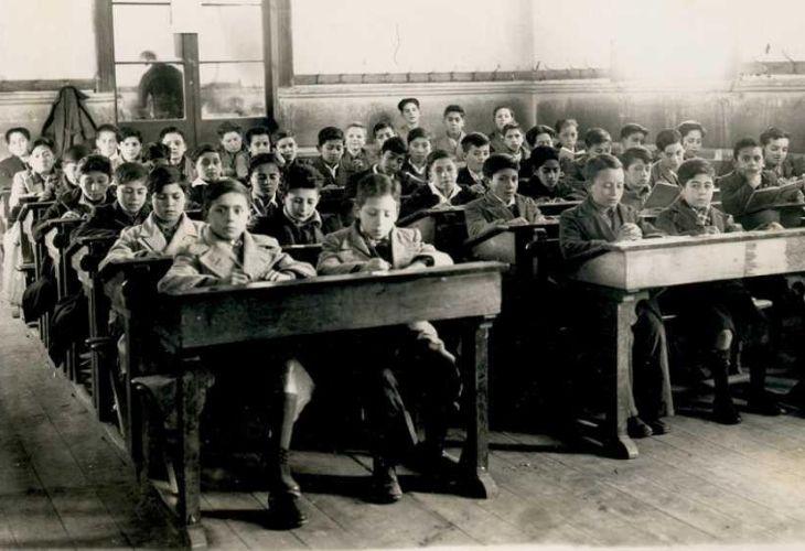 sala de clases del Instituto O'Higgins de Rancagua