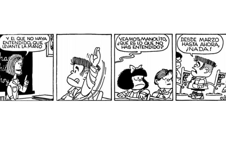 Comic Mafalda