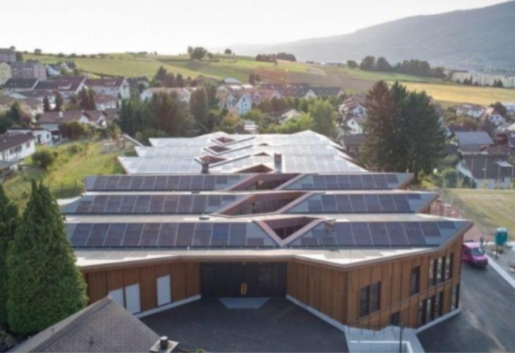 Escuela en Suiza