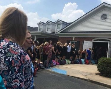 Funeral Tammy Waddell