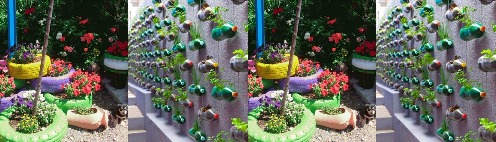 7 Increíbles Ideas Para Construir Huertos Escolares Con Materiales Reciclados Elige Educar