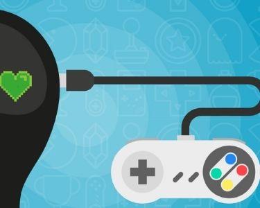 Ilustración de videojuegos