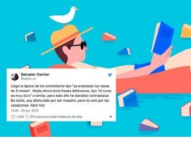 Ilustración y twitter
