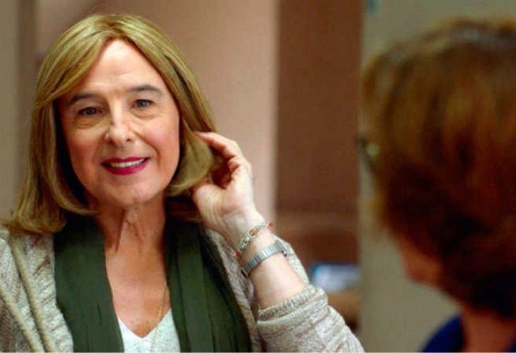 Quima, la profesora travesti que llega en la segunda temporada.
