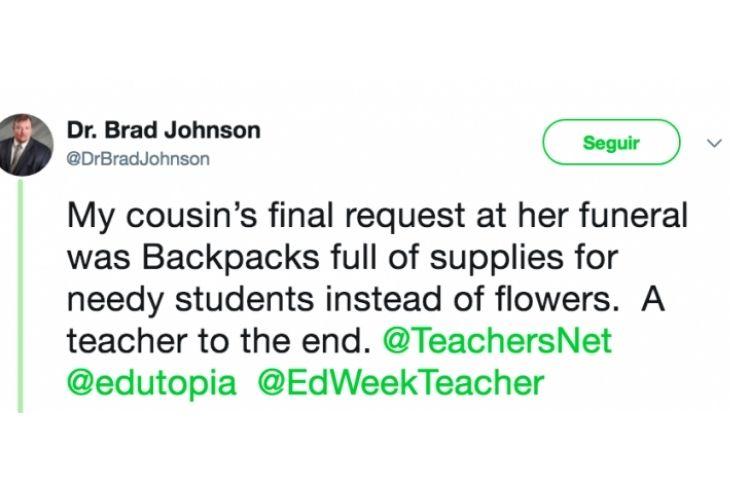 Twitter Brad Johnson