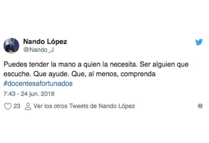Twitter Nando