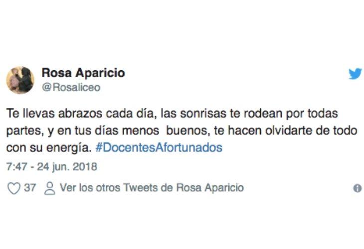 Twitter Rosa