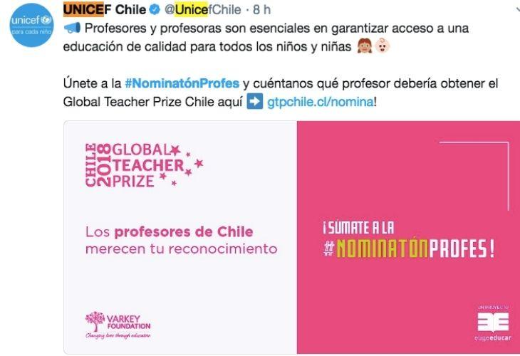 Twitter UNICEF