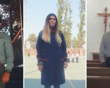 Docentes, Ignacio Castro,Paulina Cancino, Giovanny Bernaloa