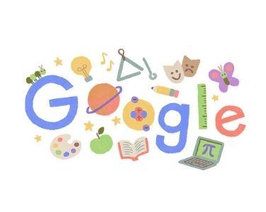 Imagen del doodle de google