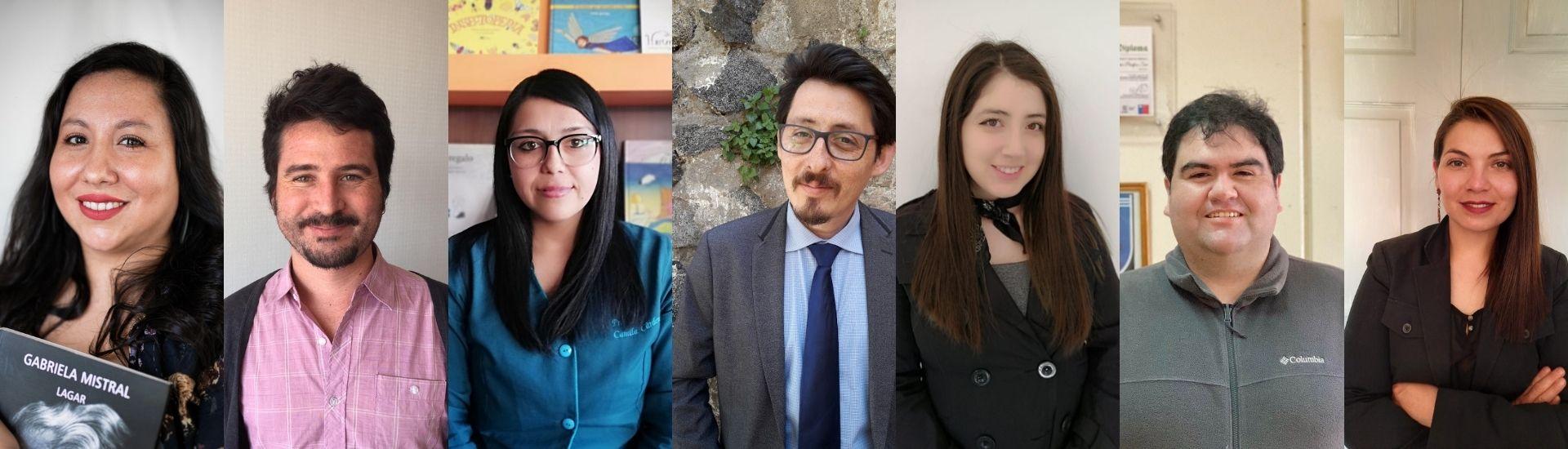 Imágenes de los 20 semifinilistas del global teacher prize chile