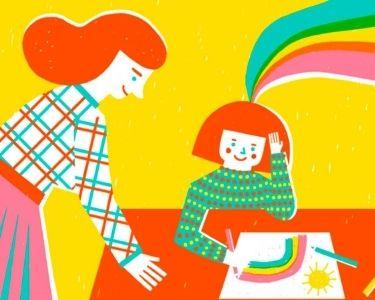 Ilustración del aprendizaje