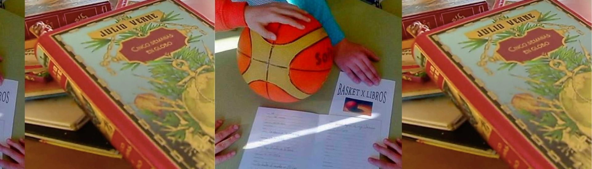 Imagen del album de basquetball