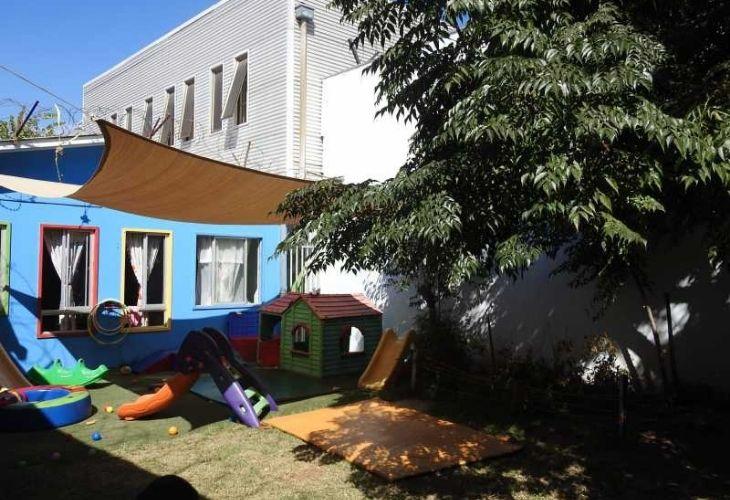 Patio del Jardín infantil