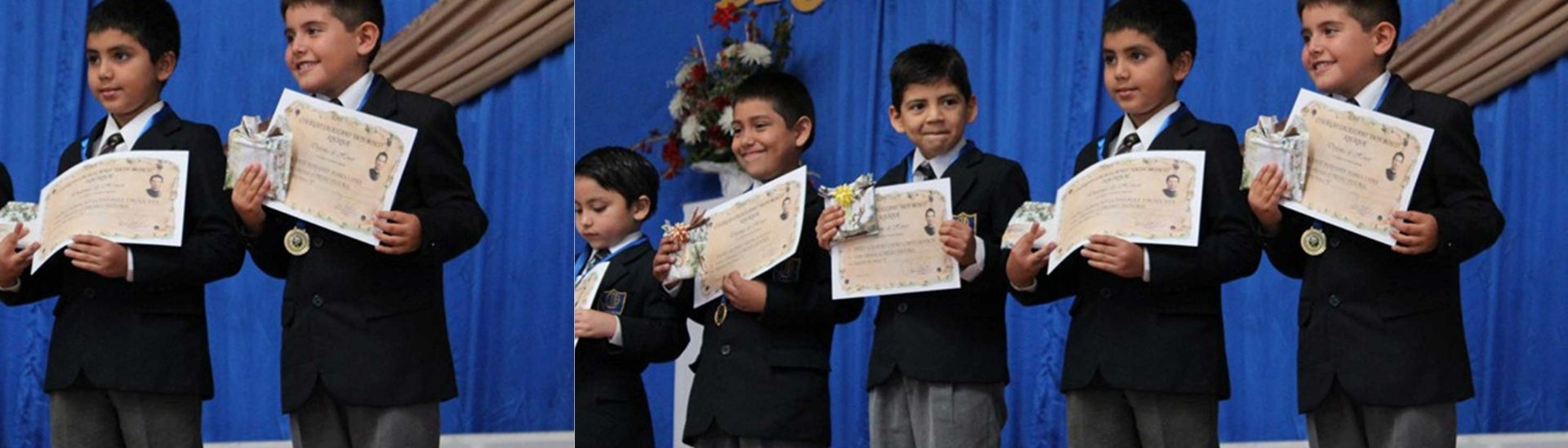 Premiación estudiantes