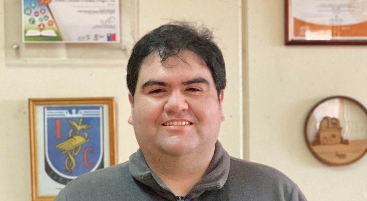 retrato profesor pablo malhue