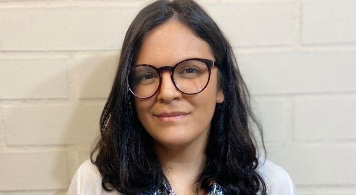retrato profesora natalia navarro