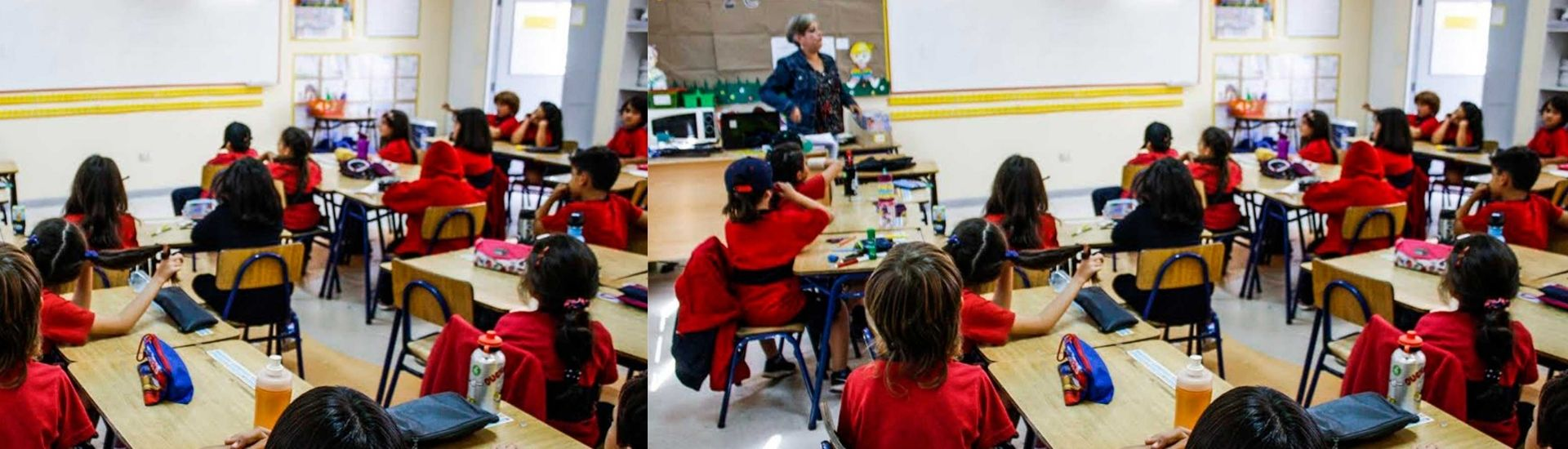 Sala de clases,Liceo Experimental Manuel de Salas