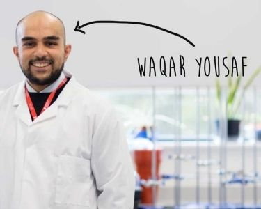 Waqar Yousaf