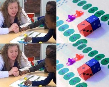 Juegos matemáticos para niños/as