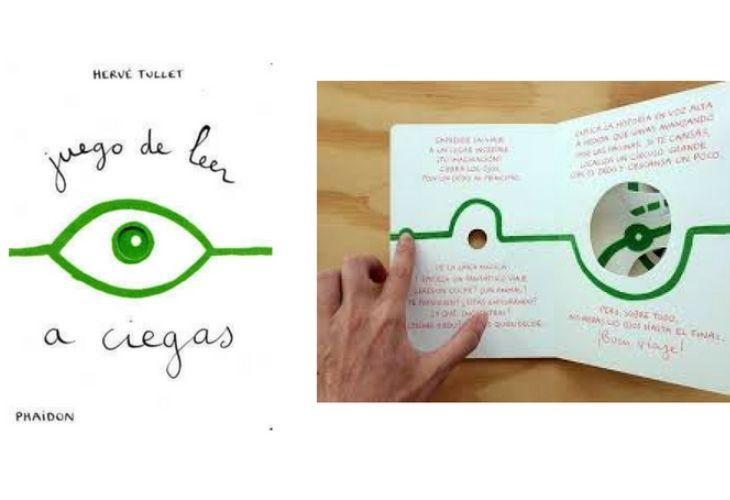 Libro_ Juego de leer a ciegas