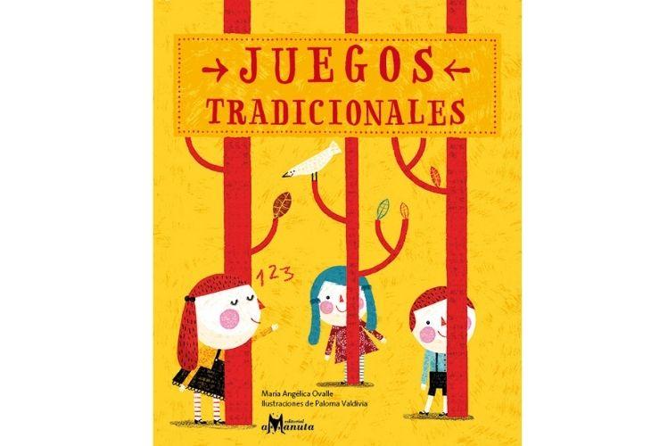 Libro _Juegos tradicionales_