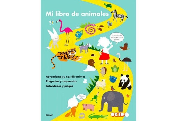 Libro _Mi libro de animales_