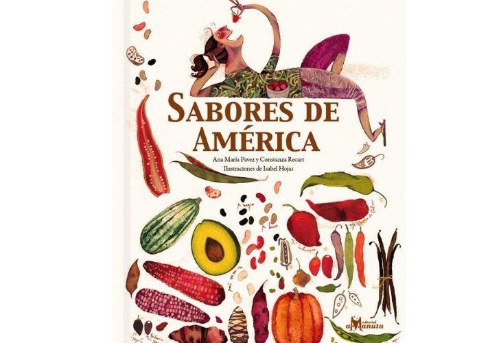 Libro _Sabores de América_
