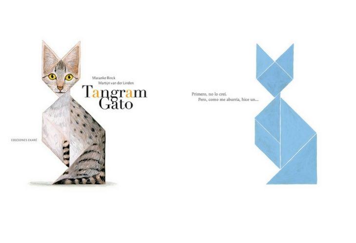 Libro_ TanGram Gato