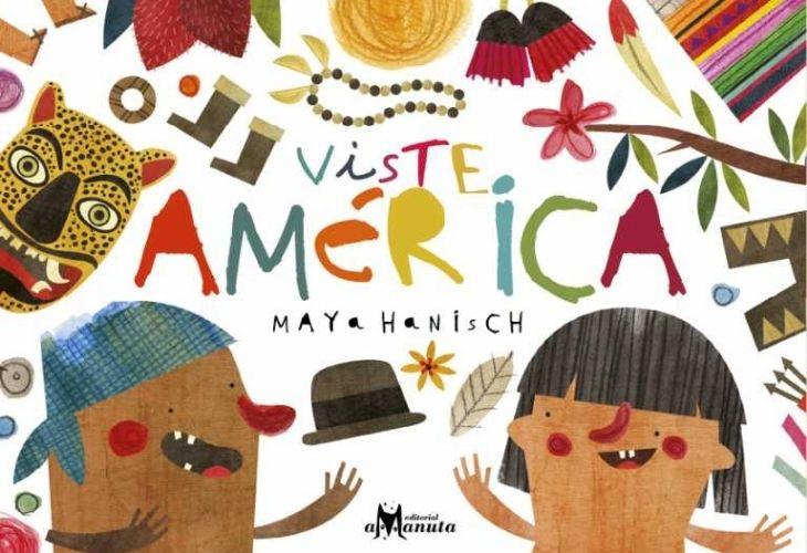 Libro _Viste América_