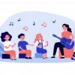Así fue como esta docente transformó sus clases de Música durante la pandemia