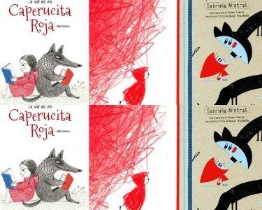 Libros de la caperucita roja